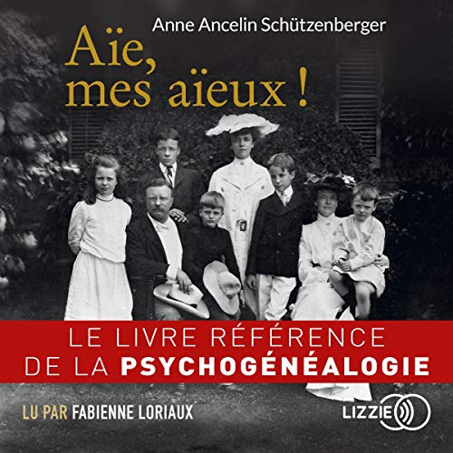 Aïe, mes aïeux ! audiobook cover art