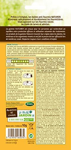 NATUREN Fourmis Boîte Appat x2