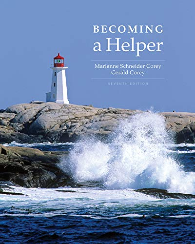 Compare Textbook Prices for Becoming a Helper 7 Edition ISBN 9781305085091 by Corey, Marianne Schneider,Corey, Gerald