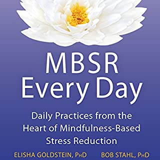 MBSR Every Day audiobook cover art
