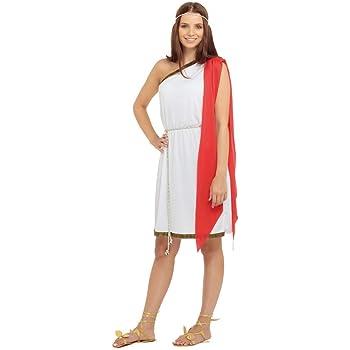 Donne Adulti Antico Romano Donna Costume 3 Misure Costume