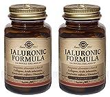Ialuronic Formula Da 30 Tavolette - Solgar (2 Confezioni da 30...