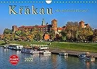 Krakau - das polnische Florenz (Wandkalender 2022 DIN A4 quer): Krakau, wunderschoen und eine der Kulturhauptstaedte Europas. (Geburtstagskalender, 14 Seiten )