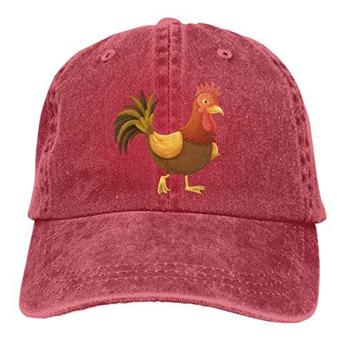 NOBRAND Transpirable Ocio Sombrero,Cómoda Sombrero De Deporte,Secado Rápido Dad Hat,Cock Men Or...