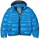 Peak Mountain ECAPTI–Anorak para niño, Niño, Color Azul, tamaño 3 Años (Talla del Fabricante: 3 Años)