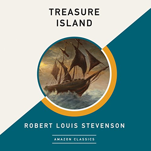 Couverture de Treasure Island (AmazonClassics Edition)