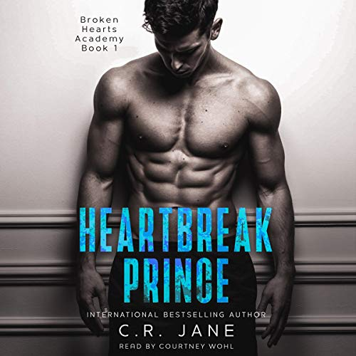Heartbreak Prince: A Bully Romance cover art