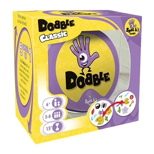 Asmodee Dobble, Familienspiel, Reaktionsspiel,...