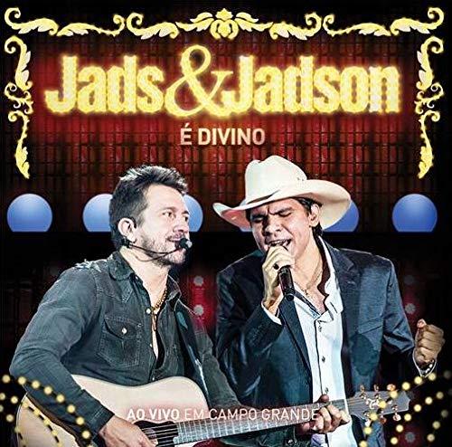 Jads & Jadson - É Divino - Ao Vivo Em Campo Grande [CD]