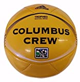 adidas MLS Columbus Crew Match Game Replica Soccer Ball - Size 3