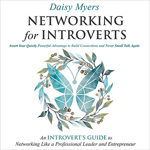 Networking for Introverts cover art