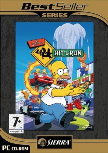 Best Sellers: The Simpsons: Hit & Run (PC) by Sierra UK [並行輸入品]