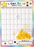 Replacement Board and Stars for Kenson Kids 'I Can Do It' Reward Chart