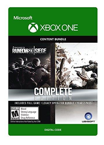 Tom Clancy's Rainbow Six Siege: Complete Year 2 - Xbox One [Digital Code]