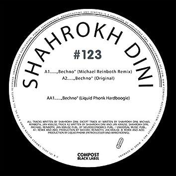 Compost Black Label #123 - Bechno EP