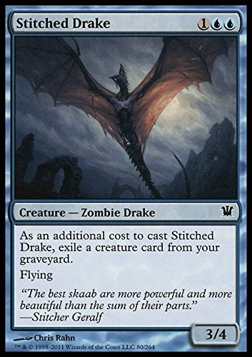 Magic: the Gathering - Stitched Drake - Innistrad