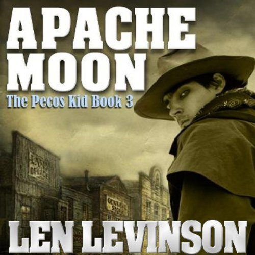 Apache Moon audiobook cover art