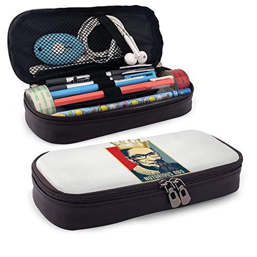 Ru-th Bader G-insburg - Estuche para lápices con capacidad para lápices, soporte para múltiples ranuras, suministros escolares para escuela secundaria, oficina