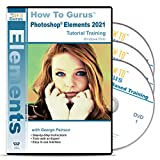 Training for Adobe Photoshop Elements 2021 from How To Gurus - 3 DVDs 12 Hours in 159 Software Tutorials with Easy to Follow Videos plus Tips and Tricks