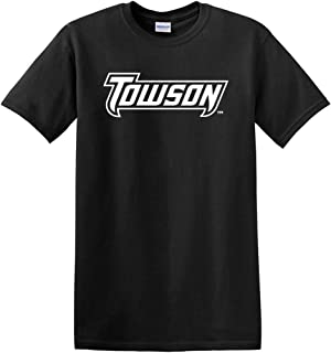 Best CreateMyTee | Towson One Color T-Shirt | TU Tigers Apparel Mens/Womens T-Shirt Review