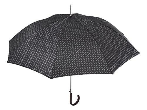 Perletti paraplu 12120 65 x 8 cm Gent Golf geometrisch patroon paraplu