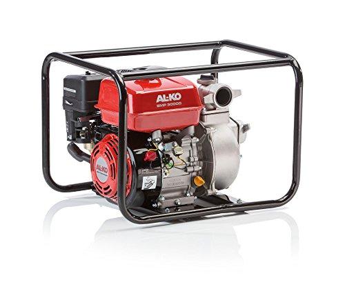 AL-KO Benzinwasserpumpe BMP 30000, 4.1 kW Motorleistung, 30.000 l/h max. Förderleistung, Stromunabhängig Wasser pumpen