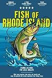 Fish of Rhode Island: Fishing Log Book for Local Backyard Anglers | Flyfishing Enthusiasts Journal