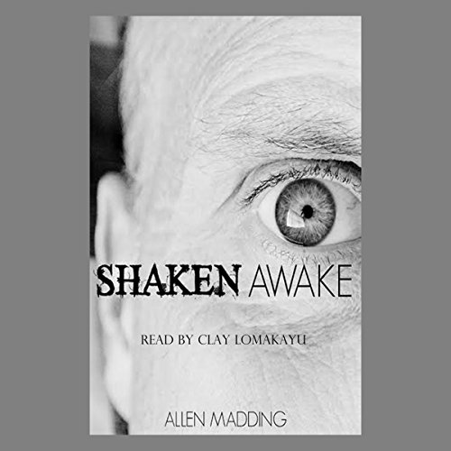 Shaken Awake audiobook cover art