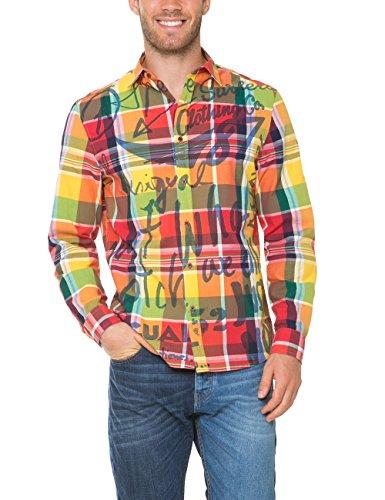 Desigual CAM_trole Camisa para Hombre