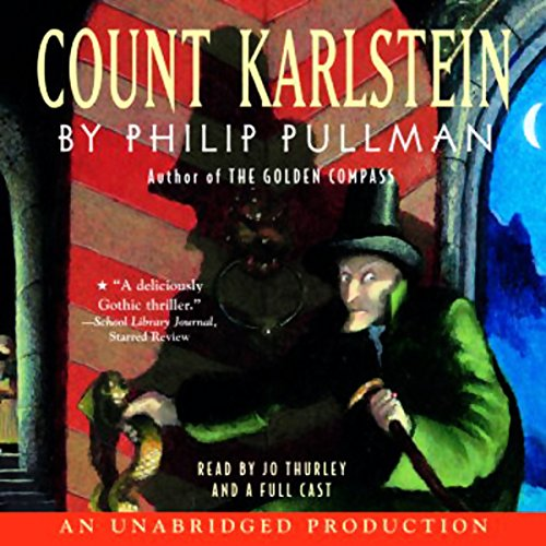 Count Karlstein audiobook cover art