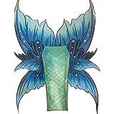 Cola De Sirena para Nadar Mermaid Bikini Traje De Baño De Cola De Sirena para Niños/Adultos/Hombres/Mujeres/Piscinas/Fotos/Exteriores(Color:Multicolor 1)
