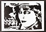 Mad Hutter Poster Plakat Handmade Graffiti Street Art - Artwork