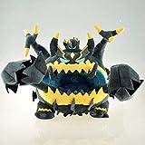 HPETN 30cm Guzzlord Plush Toy Ultimate Beast Anime Puppet Stuffed Soft Figures Cartoon Doll Pillow Birthday for Children Kids