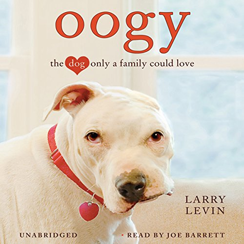 Oogy audiobook cover art