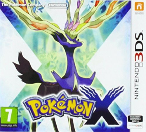 Pokemon X (Nintendo 2DS / 3DS)