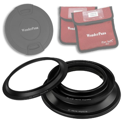 WonderPana Absolute 145mm Filter Holder Compatible with Rokinon/Samyang 14mm f/2.8 ED AS IF UMC Lens and Cokin X-Pro, LEE SW-150 Filter Holders