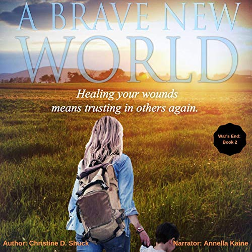 A Brave New World audiobook cover art