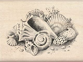 Best ocean themed rubber stamps Reviews