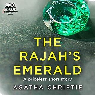 The Rajah's Emerald: An Agatha Christie Short Story cover art