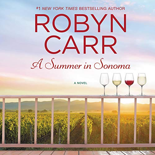 A Summer in Sonoma cover art