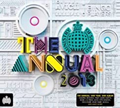Ministry of Sound: Annual 2013 by Various Artists (2012) Audio CD
