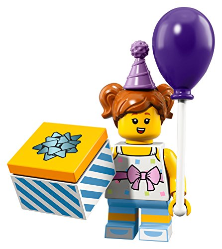 LEGO Series 18 Collectible Party Minifigure – Birthday Party Girl (71021)