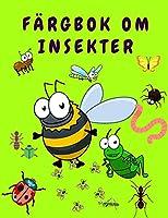 Faergbok om insekter