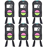 <span class='highlight'><span class='highlight'>Frienda</span></span> 6 Pieces Digital Hand Tally Counter Golf Sports Counter, Electronic Add/Subtract Manual Clicker Handheld Number Clicker with Lanyard