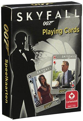 007 James Bond - Skyfall Playing Cards