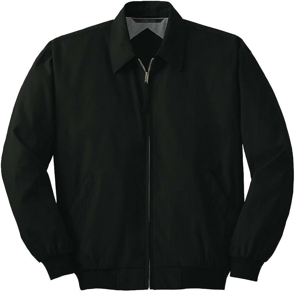 Joe's USA Max 90% OFF Men's Big Washington Mall Casual Microfiber Jackets in XS Sizes: Adult