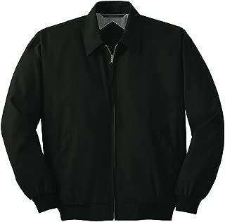 Joe's USA Men's Big Casual Microfiber Jackets in Adult Sizes: XS-4XL