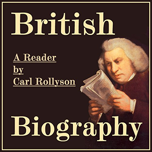 British Biography cover art