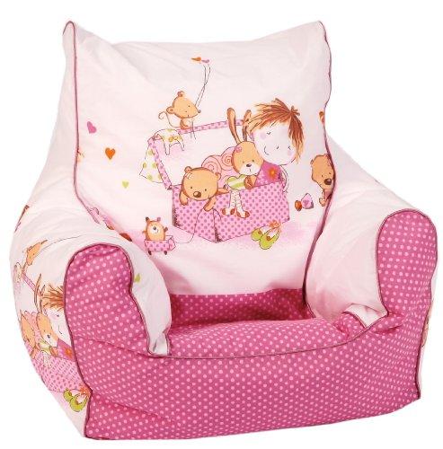 knorr-baby 450167 Kindersitzsack rosa
