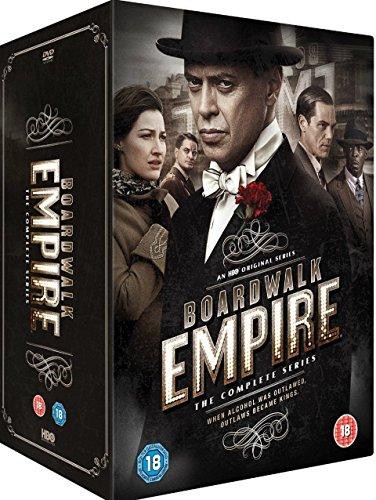 Boardwalk Empire:Seasons 1-5 [DVD-AUDIO]